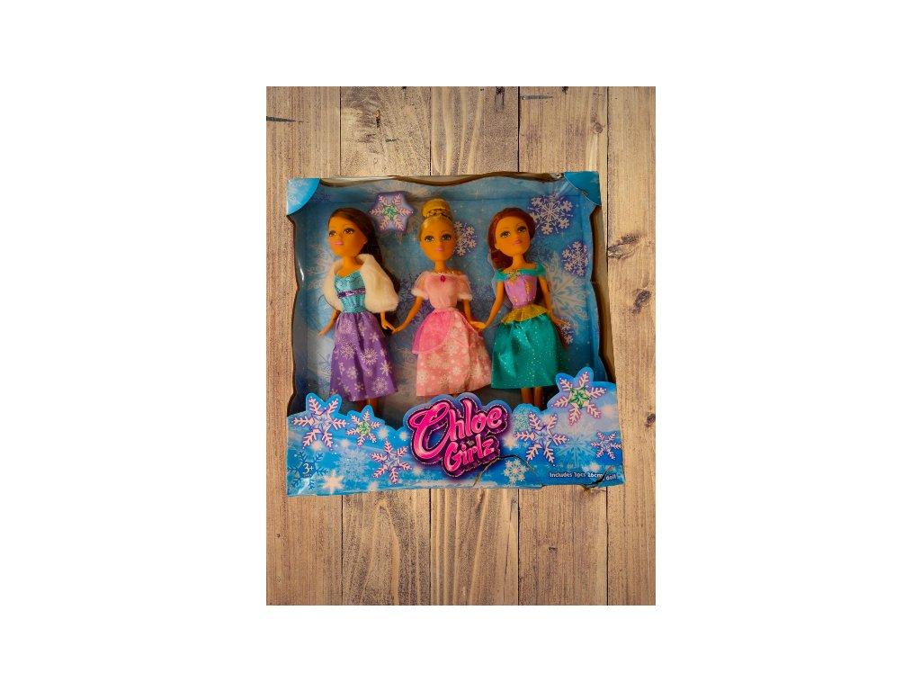 Chloe Girlz - kolekce zimní princezny