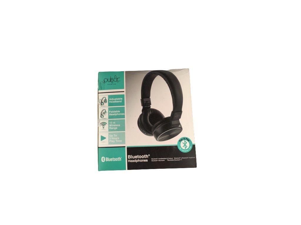 Pulsar bluetooth sluchátka Premium 2571563 černá