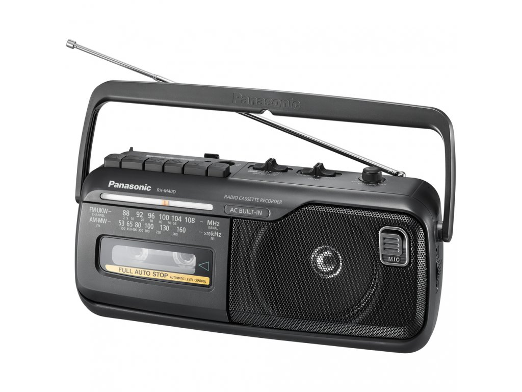 Panasonic RX-M40DE