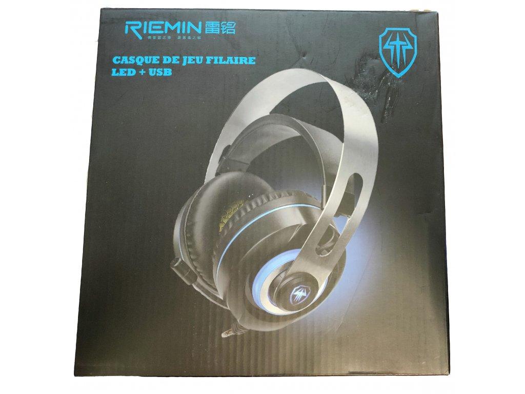 Riemin G998 - Herní sluchátka