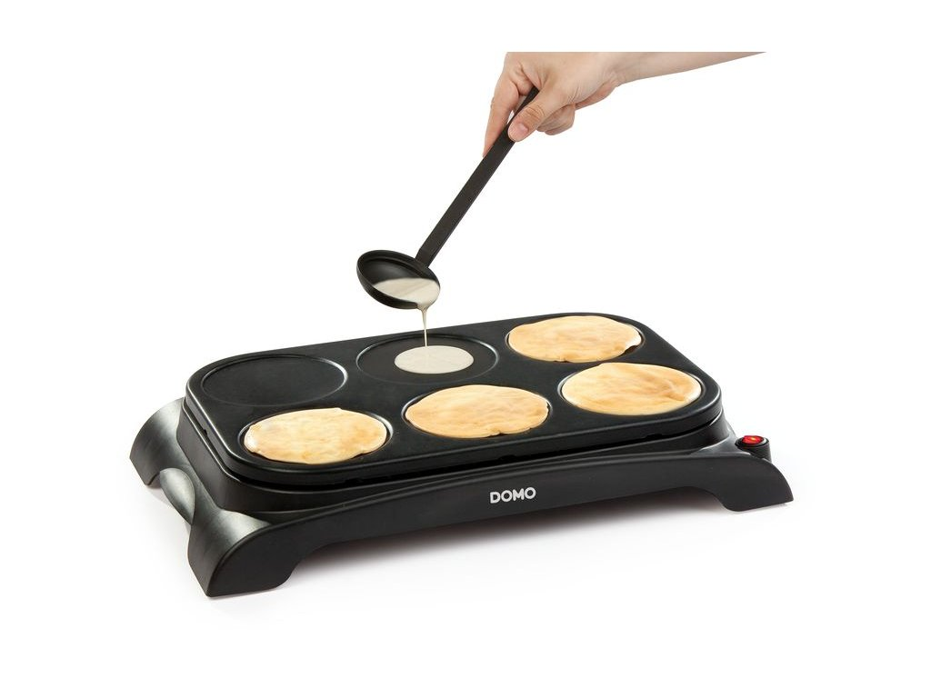 DO8709P with pancakes