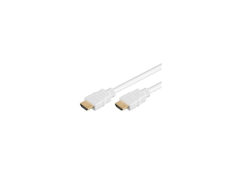 Screenshot 2019 11 11 PremiumCord HDMI High Speed + Ethernet kabel, white zlacené konektory, 1m (KRUP)
