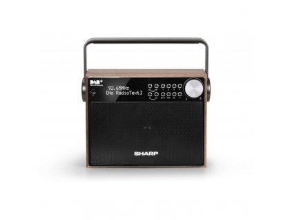 radioprijimac sharp dr p350