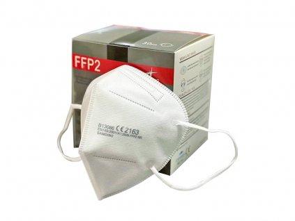 Respirátor FFP2 Samding B13086 /30ks/