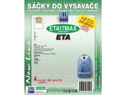 sacky do vysavace jolly eta17 max 77 1