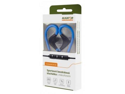 Aligator Sluchátka Bezdrátová FR301XBE  Bluetooth sluchátka