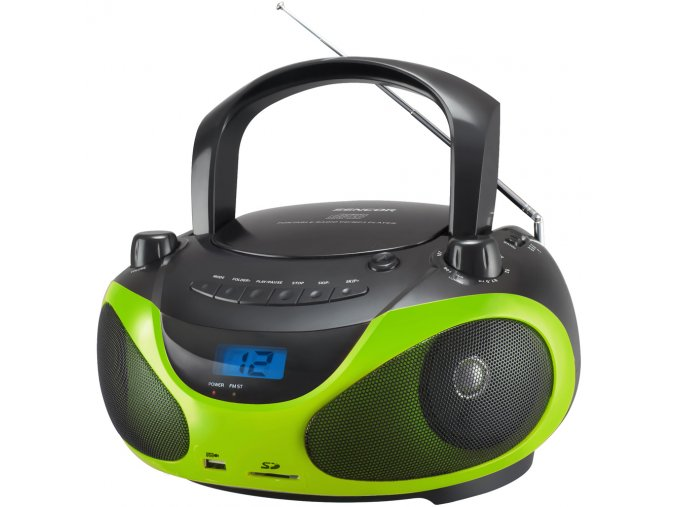 SENCOR SPT 228 BG RADIO S CD/MP3 USB