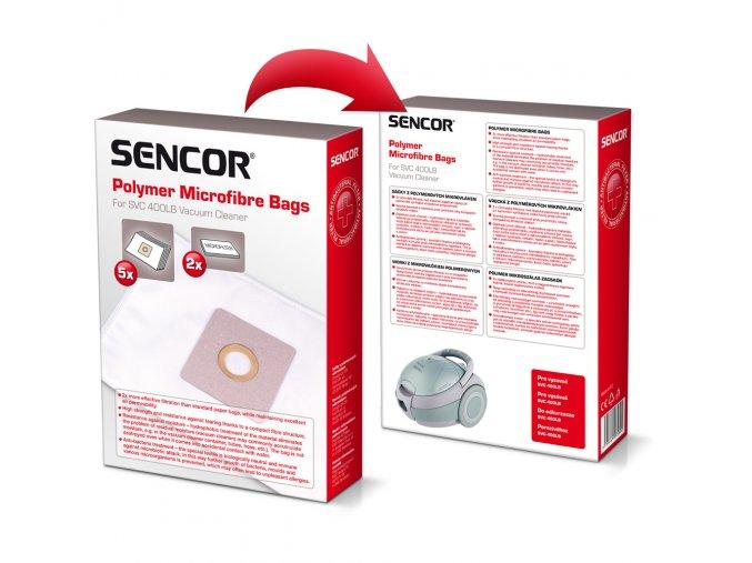 SENCOR MICRO SVC 400LB 5ks