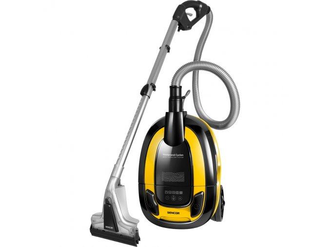Sencor SVC 5001 YL  + dárek zdarma parní čistič Astoria