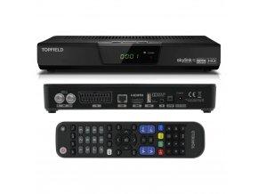 Topfield TF S3000RHD  - satelitní přijímač