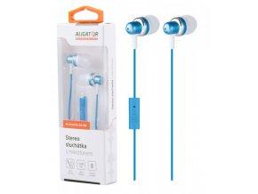 ALIGATOR HF/sluchátka AE01 High Standard, modrá