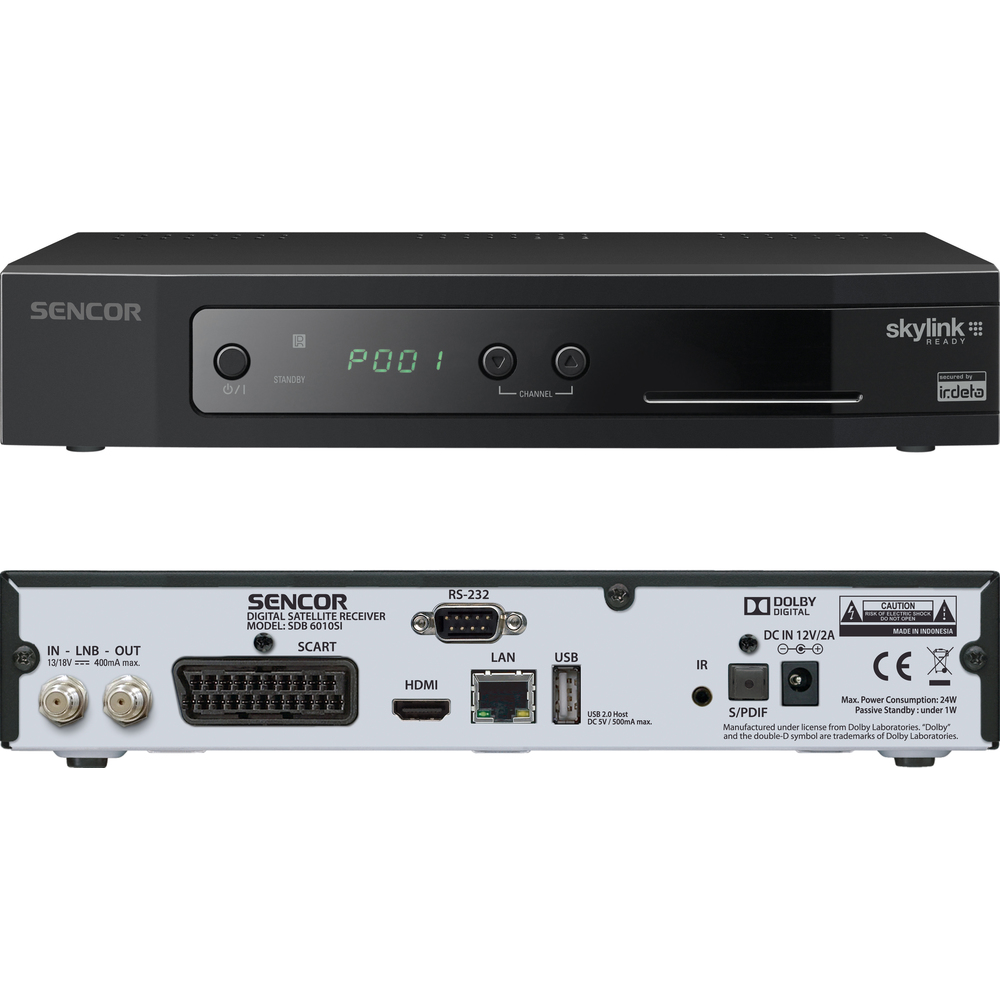 Sencor SDB-6010SI