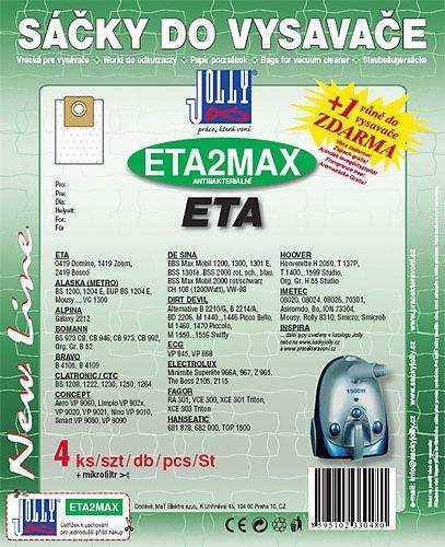 Jolly ETA2 MAX 4ks