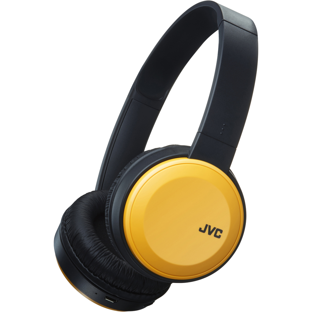 JVC HA-S30BT YELLOW