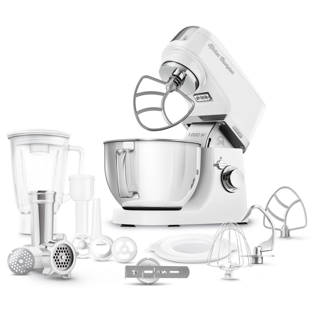Kuchyňský robot SENCOR STM 6350WH horší obal: Nové zboží,horší kartonový obal ,záruka 24 měsíců