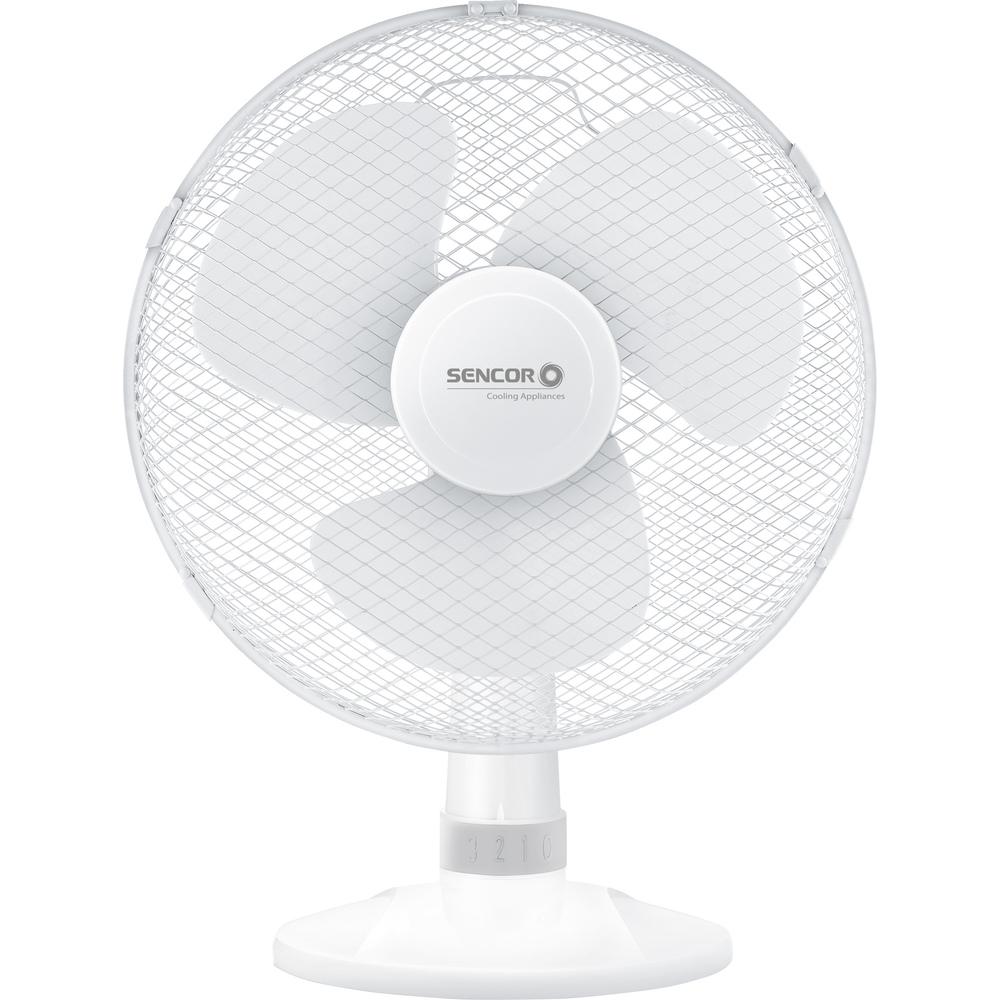 SENCOR SFE 3027 Stolní ventilátor horší obal: Nové zboží,horší kartonový obal ,záruka 24 měsíců