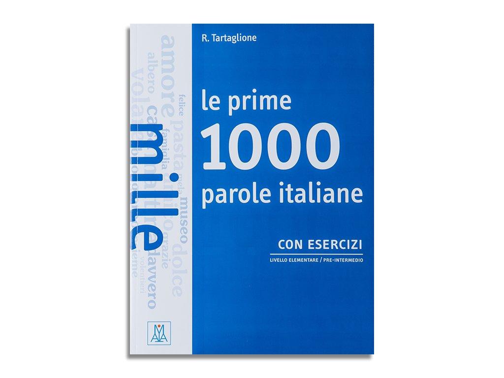 le rpime 1000 parole italiane