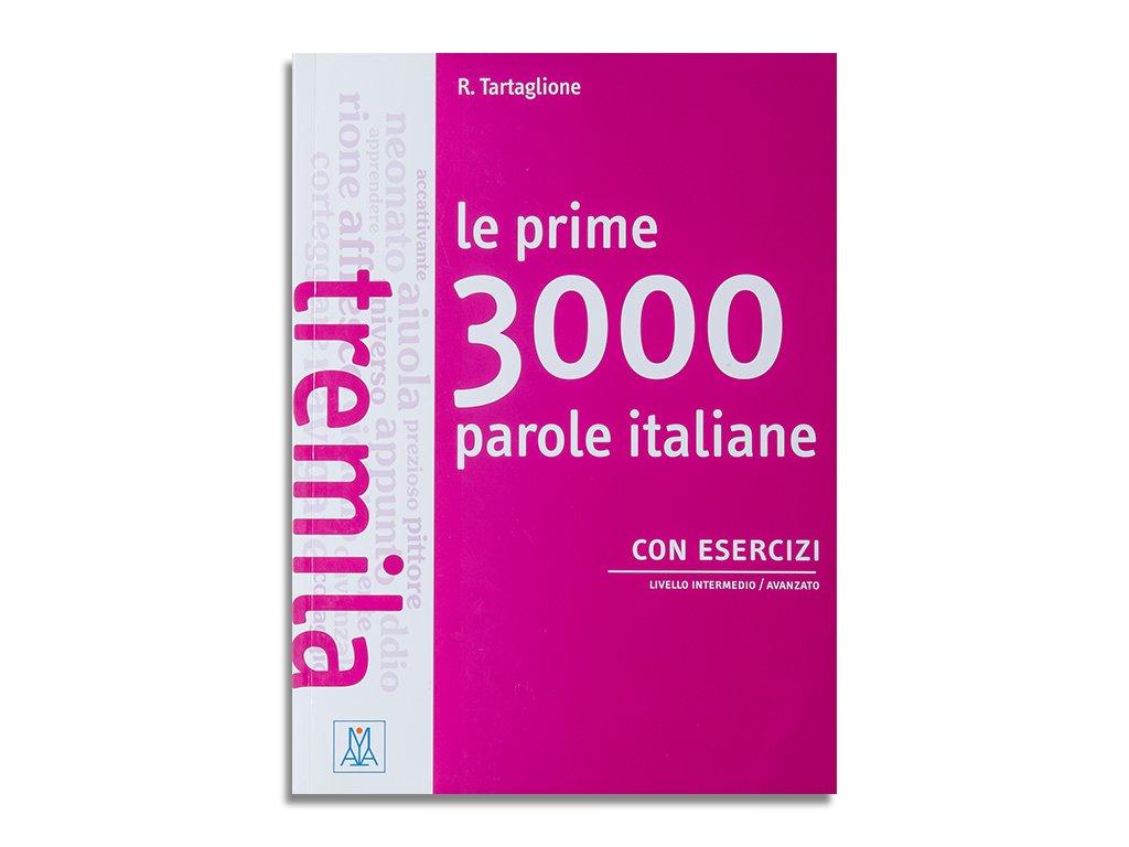Le prime 3000 parole italiane