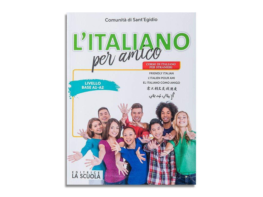 Italiano per amico A1 A2