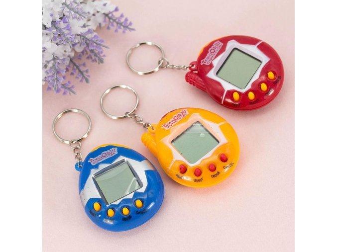 "Electronic pets, ""tamagotchi"""