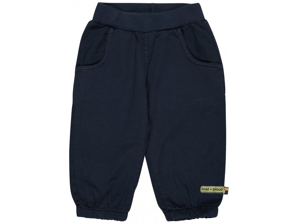 Dětské kalhoty Tmavě modrá