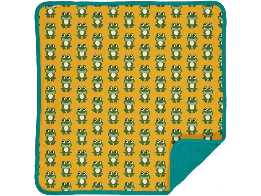 Blanket Velour FROG