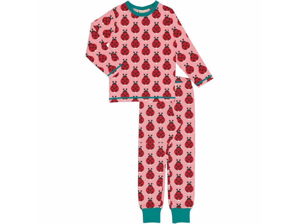 Pyjama Set LS LADYBUG
