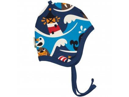 Hat Helmet Velour OCEAN
