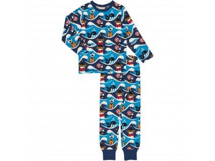Pyjama Set LS OCEAN