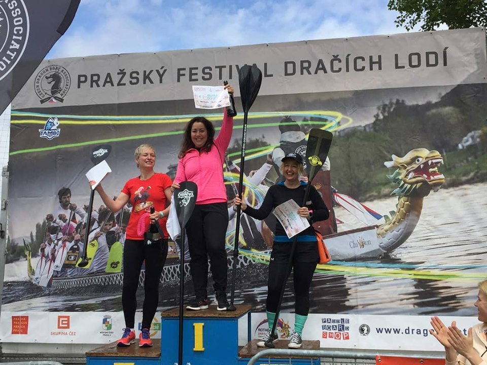 Závody Praha 05/2019