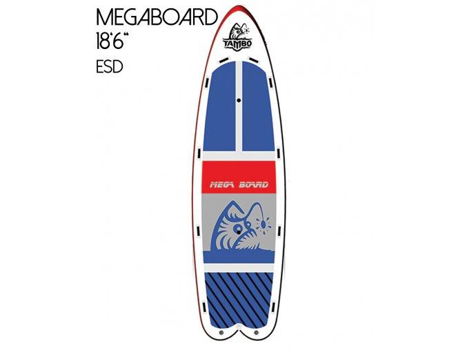Tambo Megaboard 18,6 ESD 2017