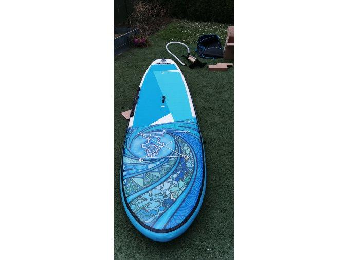 starboard tikhine modrý tambik