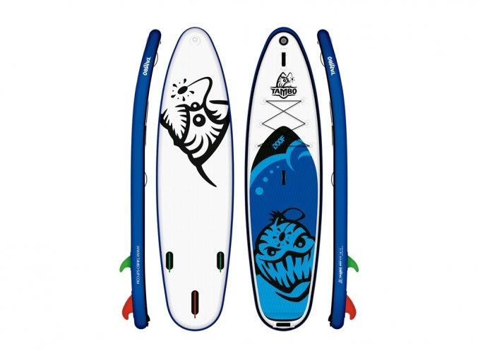 nafukovaci isup paddleboard TAMBO BOOF 10 10 x34 x6 2021.Tambik Zlin