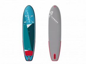 Starboard nafukovací ZEN 11,2 s laminátovým pádlem 16500Kč