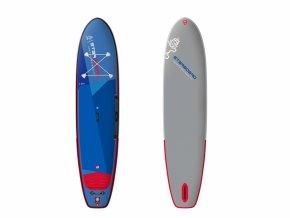 Tambik Starboard tmavě modrý DELUXE 2021