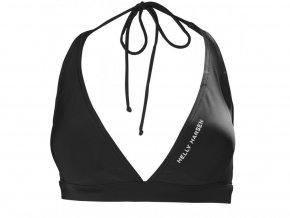 70314 helly hansen w waterwear bikini top black tambik