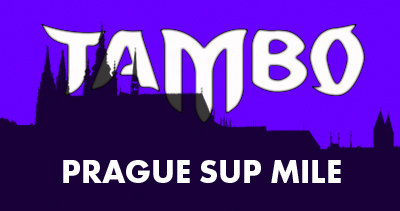 TAMBO Prague SUP mile