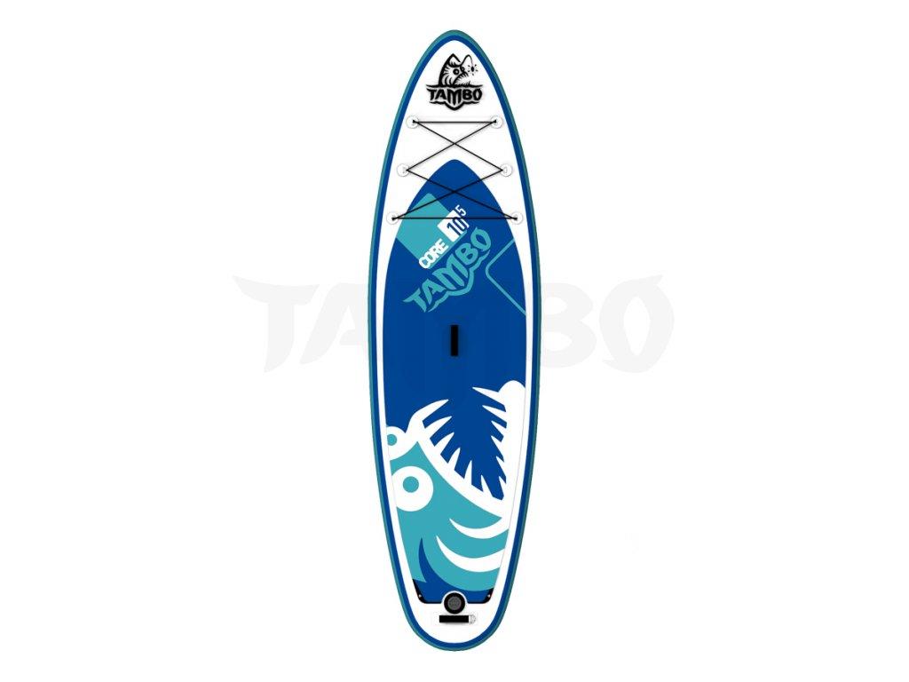 nafukovaci sup paddleboard tambo core 10'5 ESD
