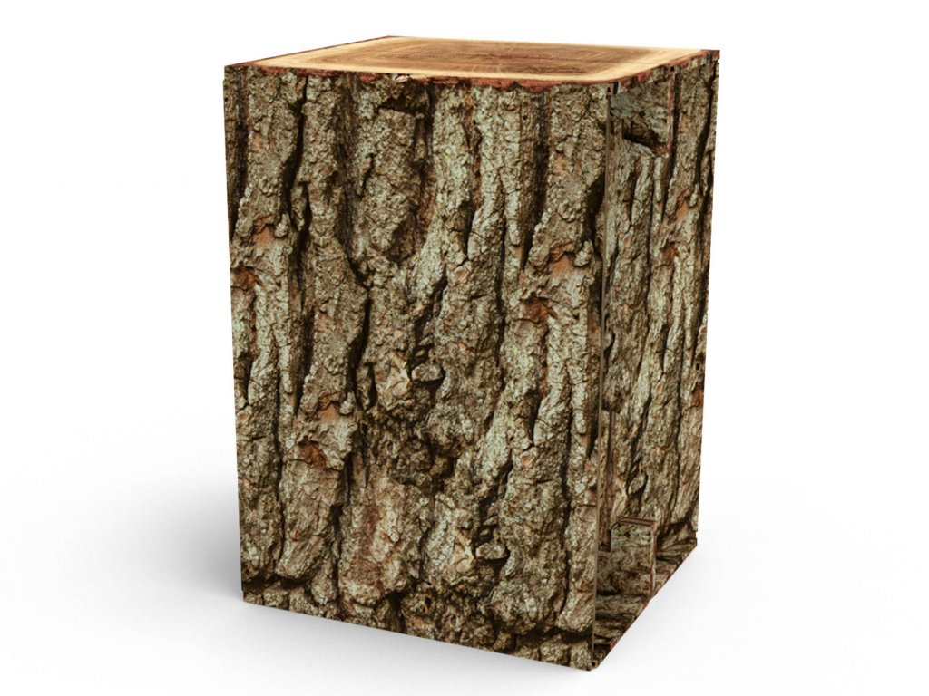Carton Cajon Log 1