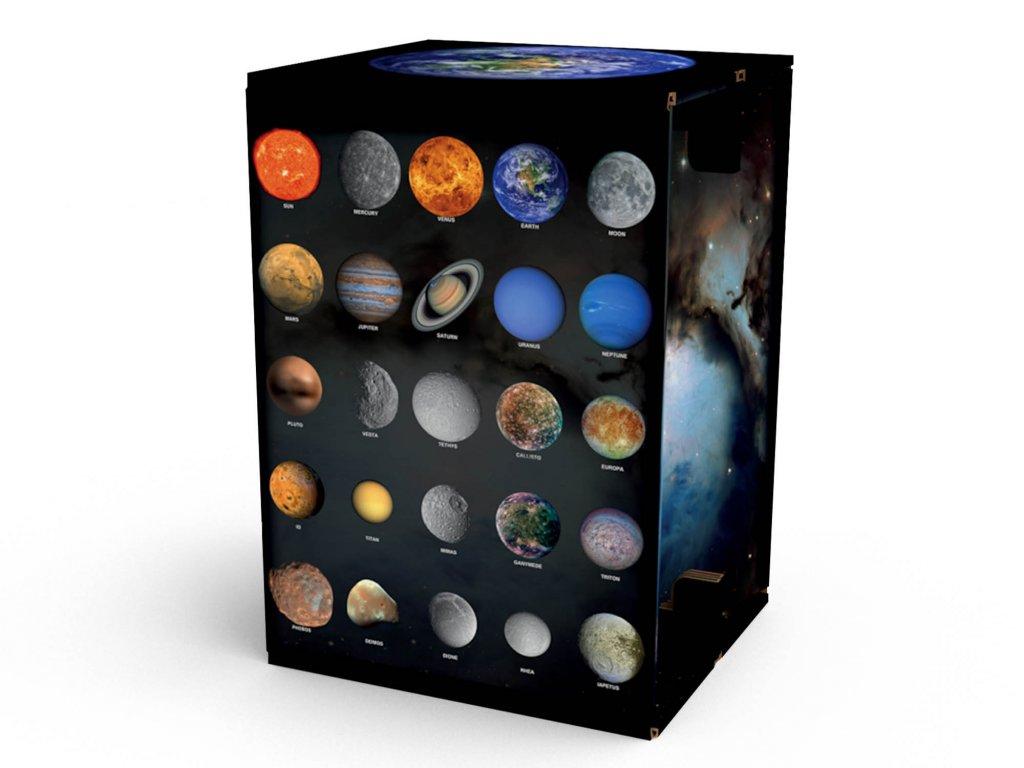 Carton Cajon Solar System 1