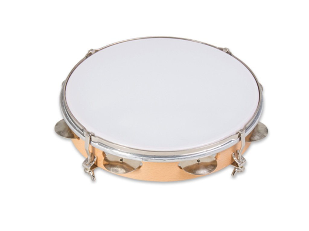 RST 250 6P tamburina s plastovou blanou studio 49