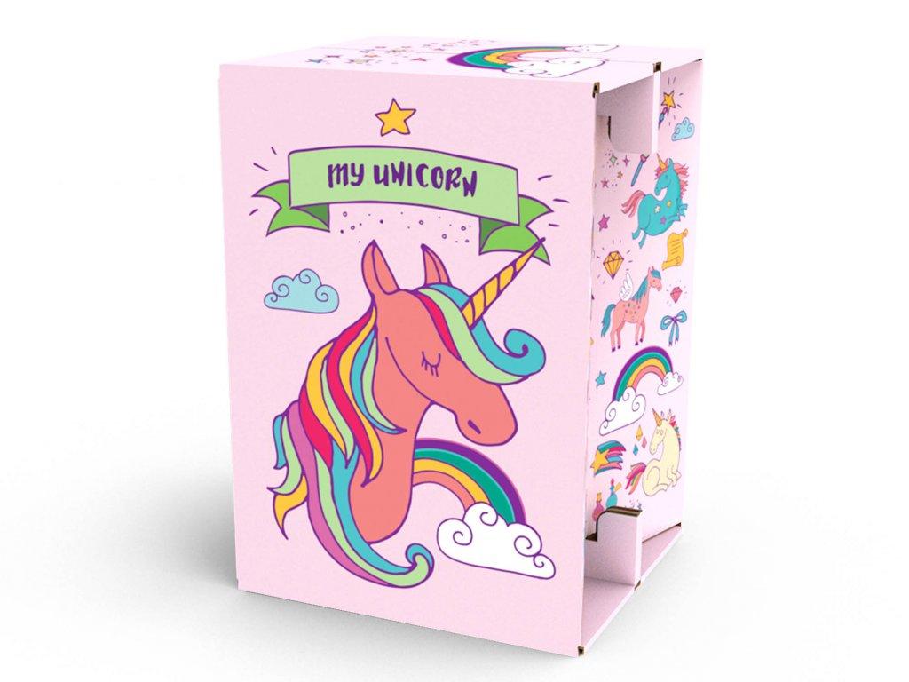 Carton Cajon Unicorn 1