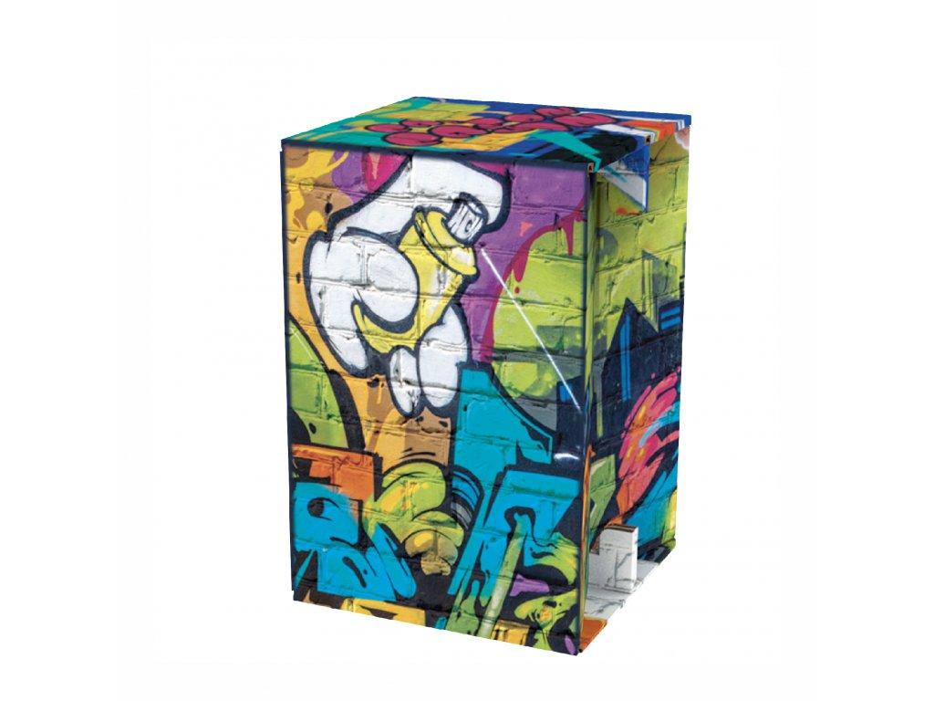 Carton Cajon Graffiti 2