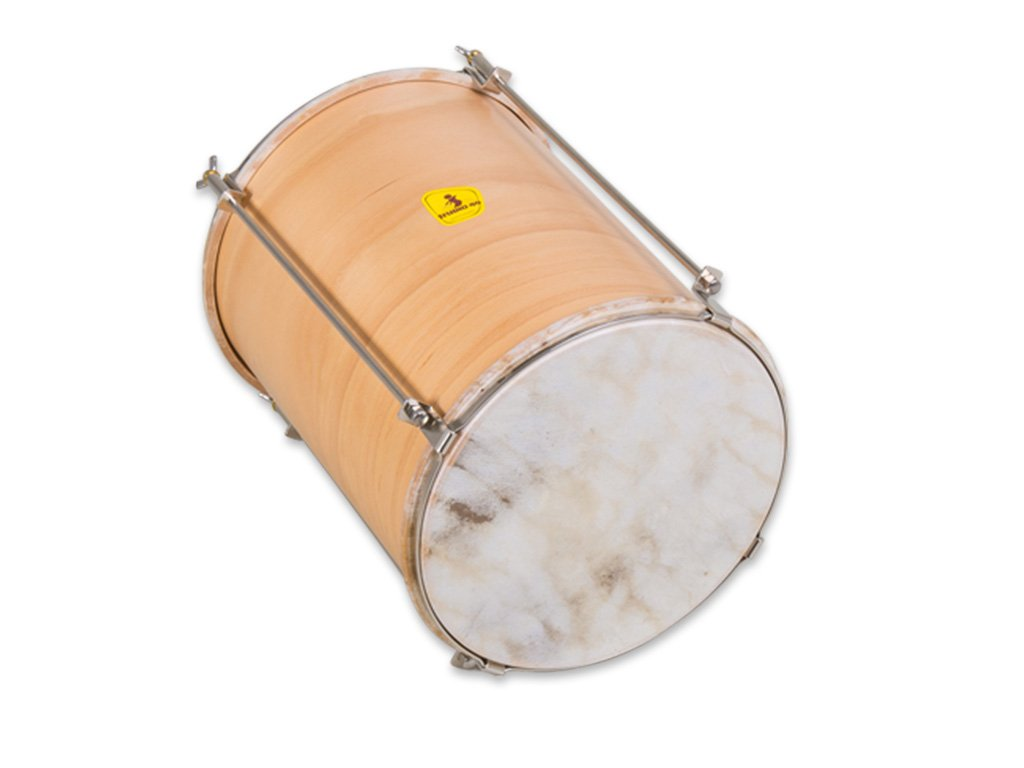 DT 25 rucni buben s dvojitou prirodni blanou studio 49