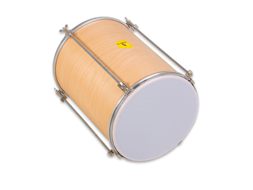DT 25 P rucni buben s dvojitou plastovou blanou studio 49