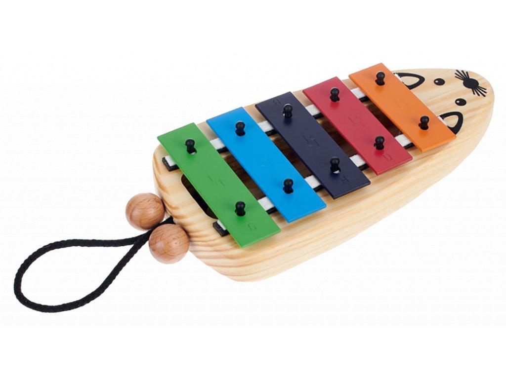 Sonor MiMa Mini Glockenspiel Mouse 3
