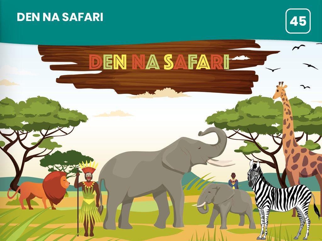 Den na Safari 45