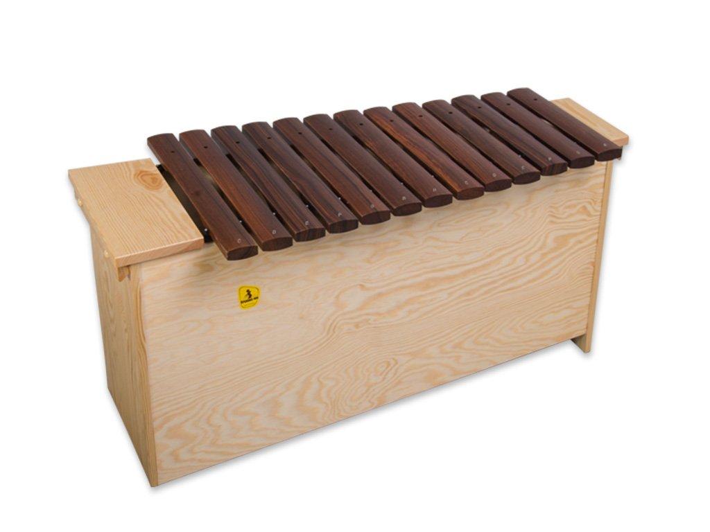 BX 2000 xylofon basovy diatonicky studio 49