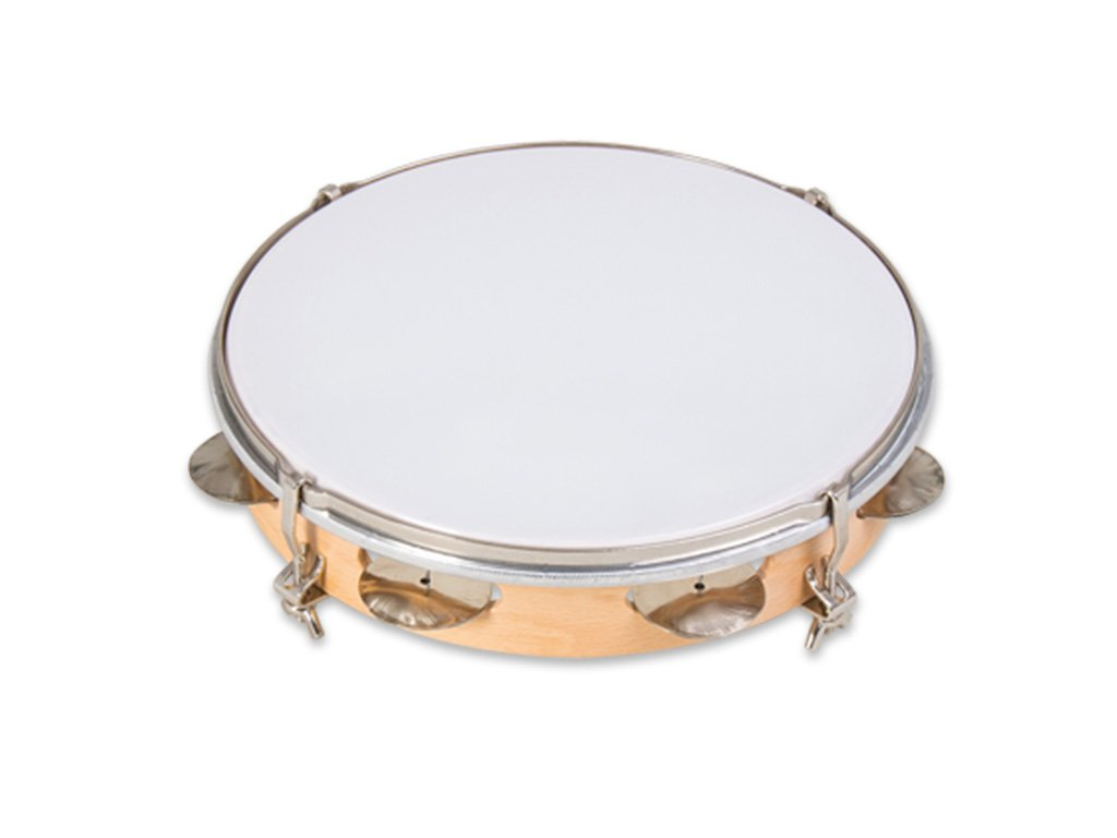 RST 250 4P tamburina s plastovou blanou studio 49