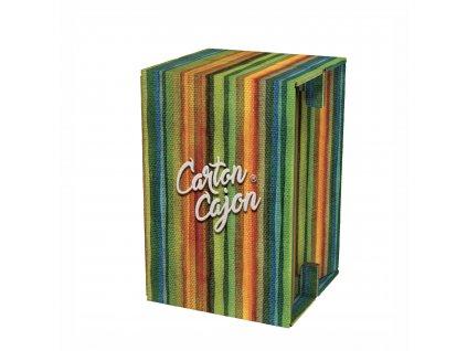 Carton Cajon Happy Stripes 2